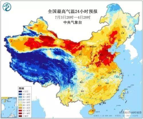 极端高温肆虐全球创纪录热浪已在路上!地球发高烧人类怎么办